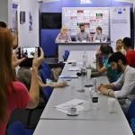 Konferencija za novinare u Nišu